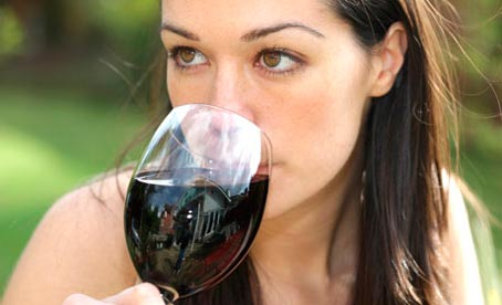 Healthy Effects for Drinking Wine